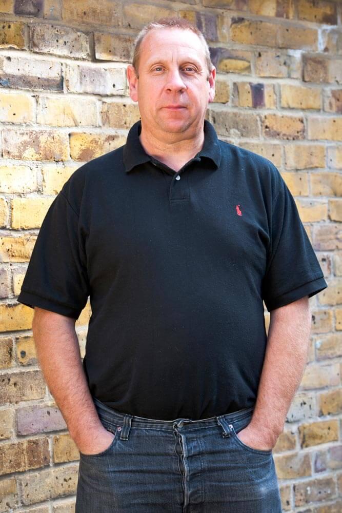 Alan Bovey