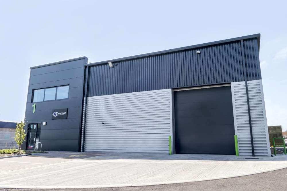Fieldmans Access Floors Ltd Head Office