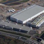 Olympic Park Media Centre, Stratford - Access Flooring