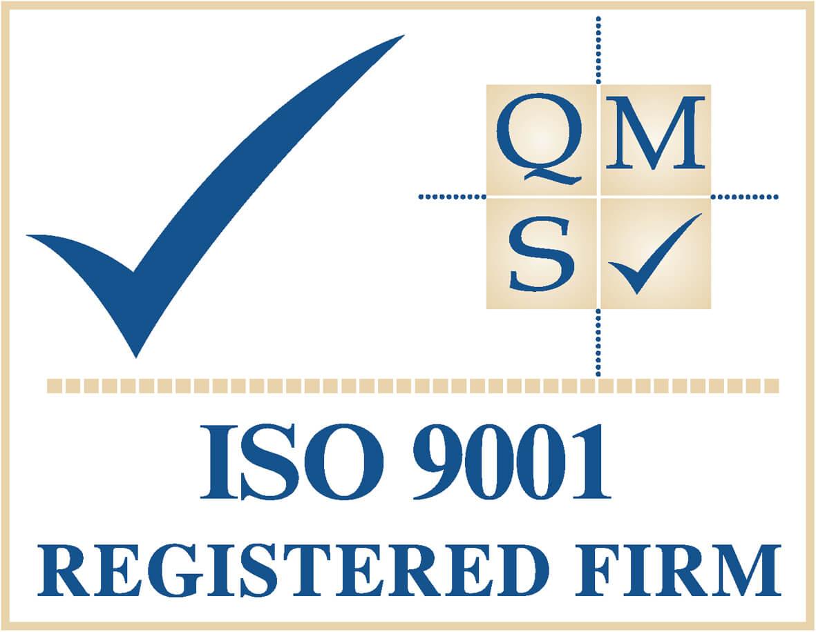2 ISO 9001 logo