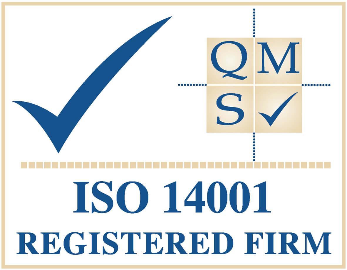 3 ISO 14001 logo
