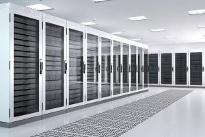 Aisle containment solutions for Data Centres