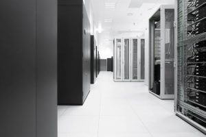 ContainAire Aisle containment solutions for Data Centres