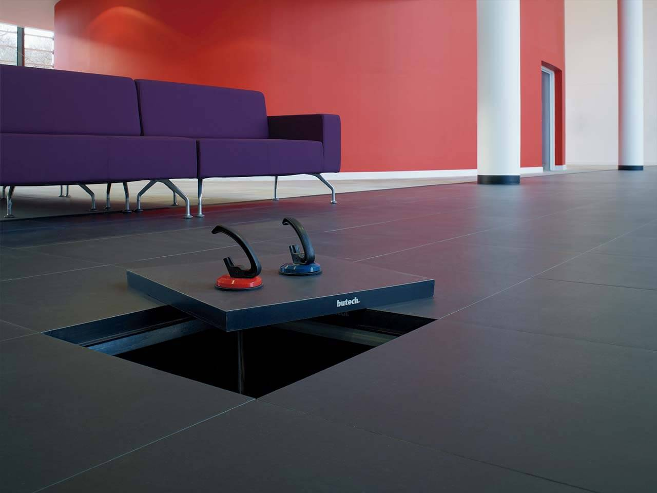 Porcelanosa Access Flooring Fieldmans Access Floors