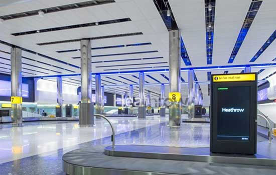 HEATHROW AIRPORT – TERMINAL 2