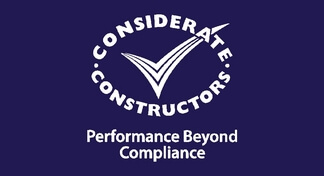 2018 - Performance Beyond Compliance – Considerate Construction Scheme