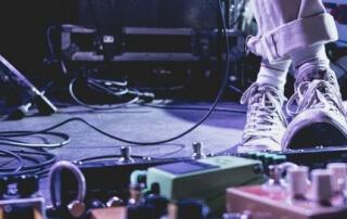 man-on-stage