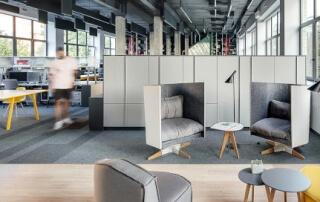 Daylight office space