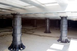 Fieldmans Access Floors Granite Decking